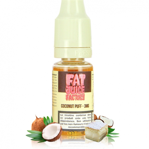 COCONUT PUFF PULP 10ML