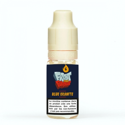 frost and furious blue granite 10ml