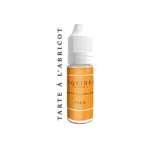 tarte a labricot 10ml liquideo