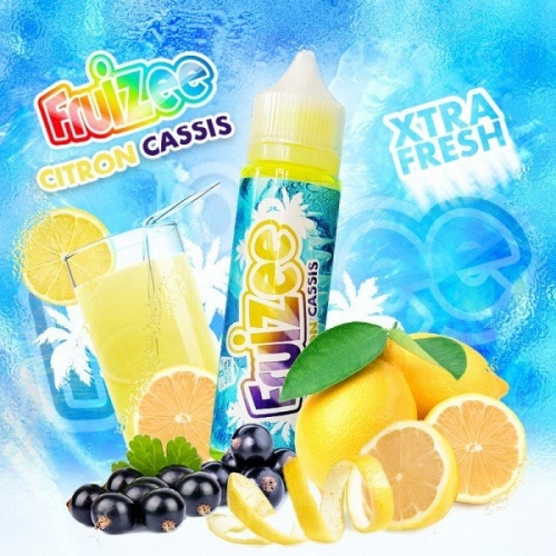 CITRON CASSIS FRUIZEE 50ML