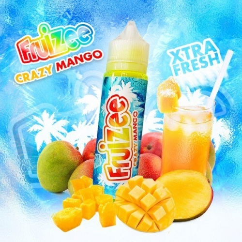 CRAZYMANGO FRUIZEE 50ML