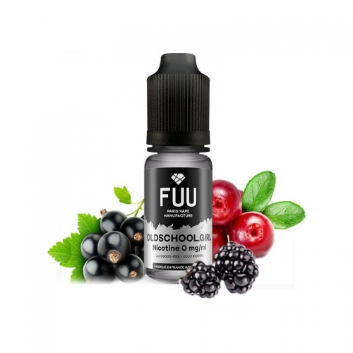 FUU OLD SCHOOL GIRL 10ML