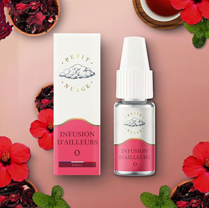 infusion d ailleurs 10 ml